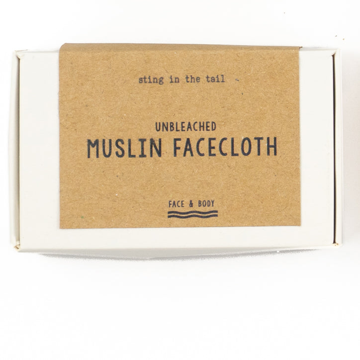 MUSLIN FACECLOTH