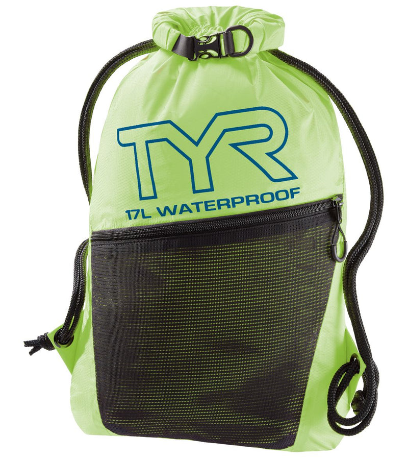 TYR Alliance Waterproof Draw String Sack Pack