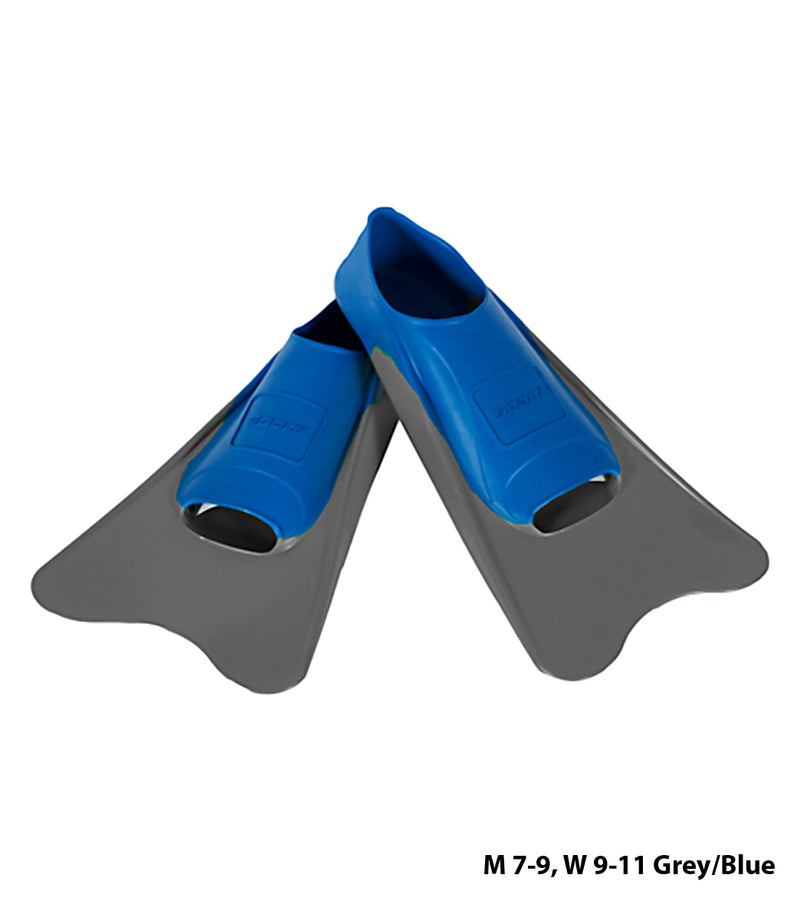 Sporti Training Swim Fins (Color)