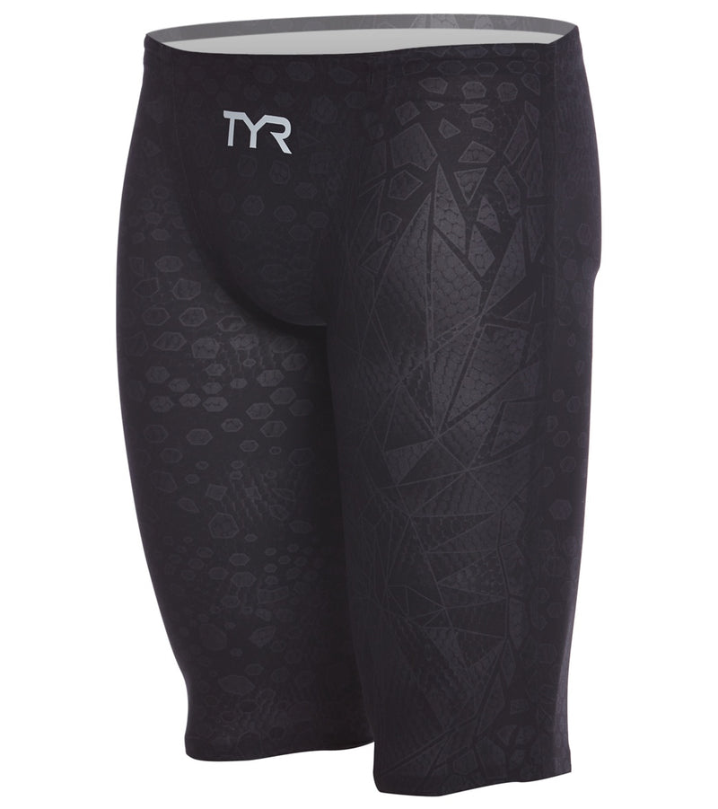 TYR Men's Venom Short Jammer Tech Suit Swimsuit