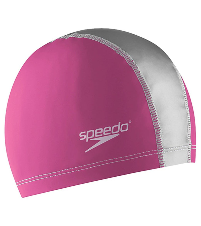 Speedo Stretch Fit Swim Cap- International shipping overseas (7-14 Days)