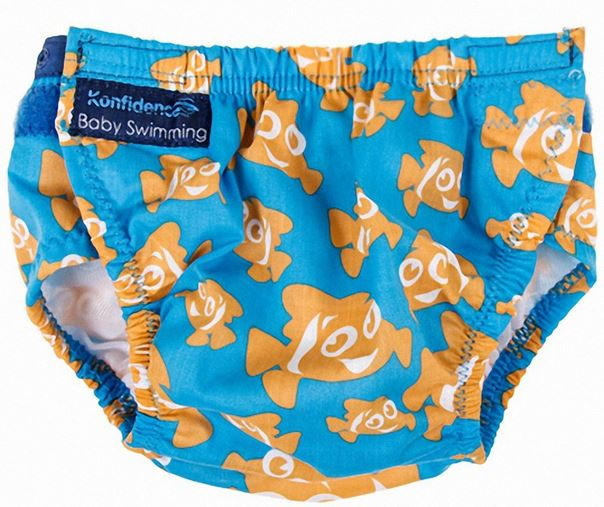 Konfidence Adjustable Swim Diaper (3-30 Months)