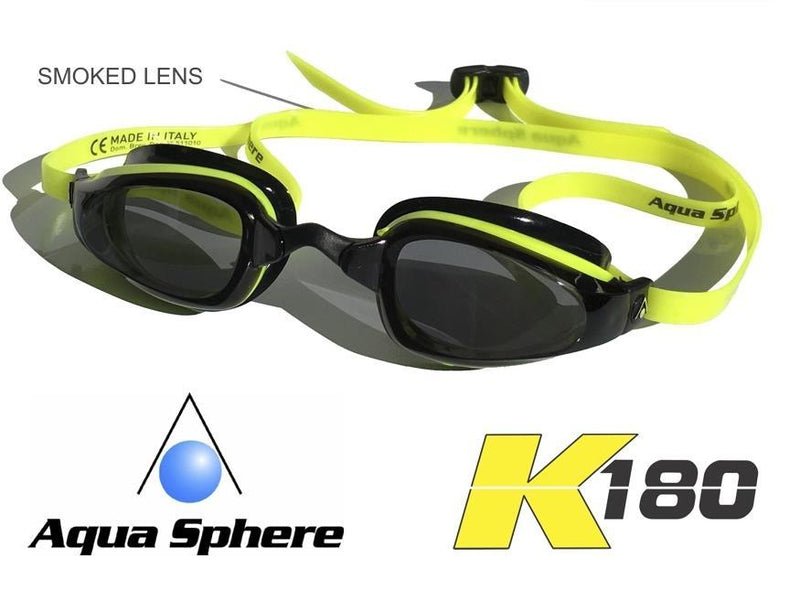 MP Michael Phelps K-180 Goggle Smoke Lens - Kuwait Local shipping (1-3 Days)