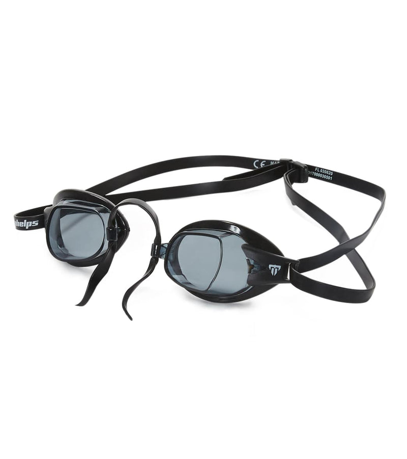 Phelps Chronos Smoke Lens Swim Goggle- Kuwait Local shipping (1-3 Days)