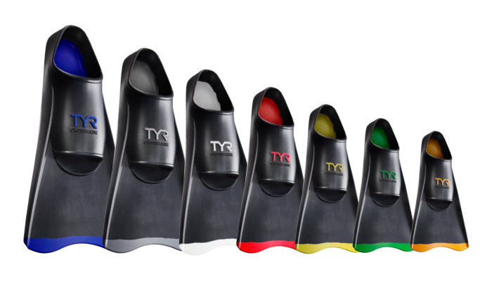 TYR CrossBlade Training Swim Fins 2.0