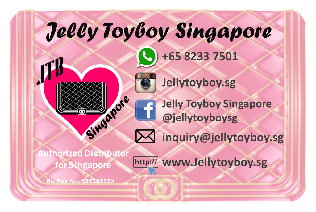 Update of Jelly Toyboy Singapore Contact detail