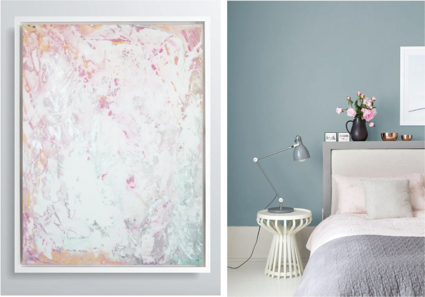 How To Choose Art For A Feature Wall