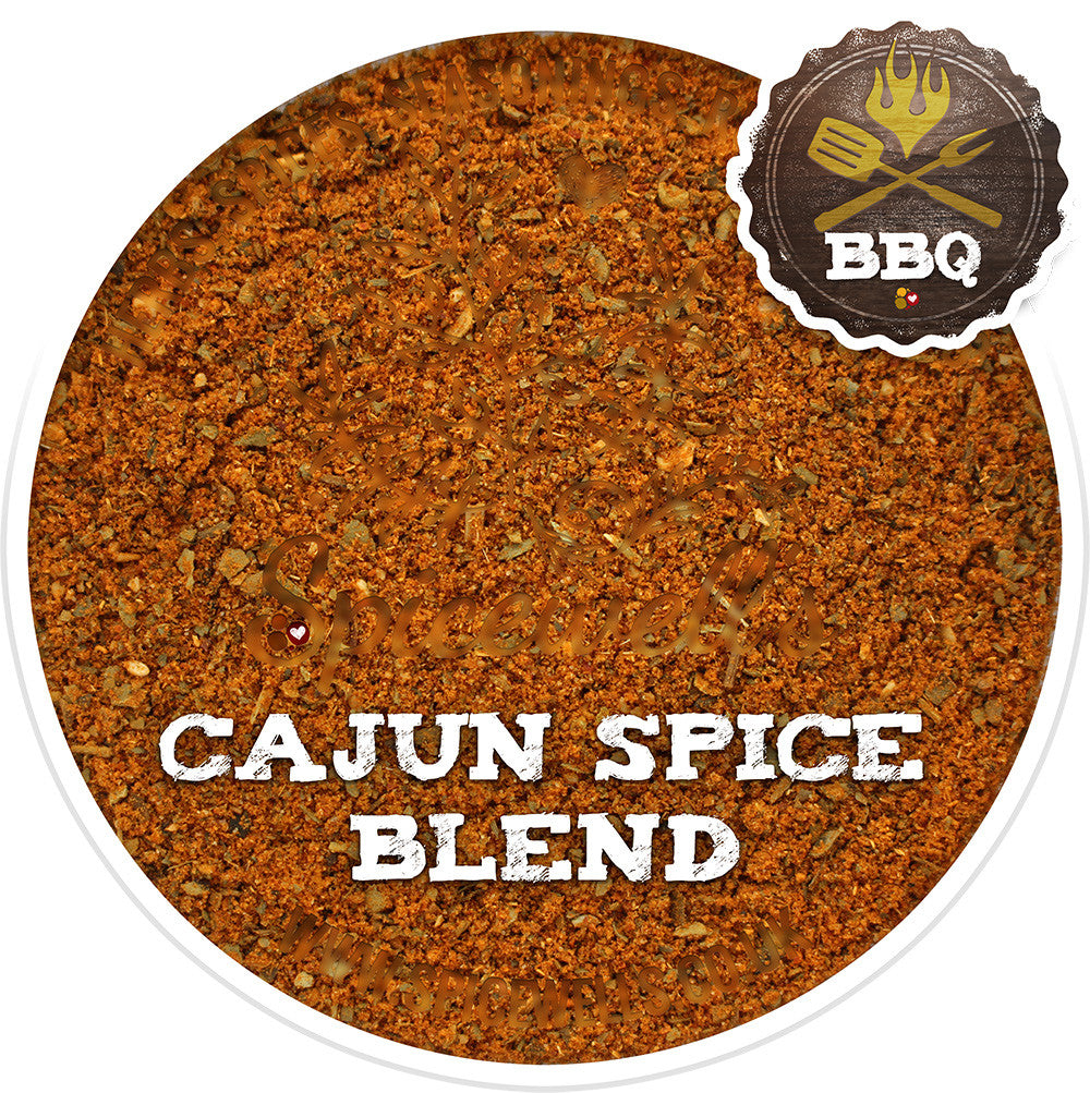 Cajun Meat Rub, Spice Blend from Spicewells, UK
