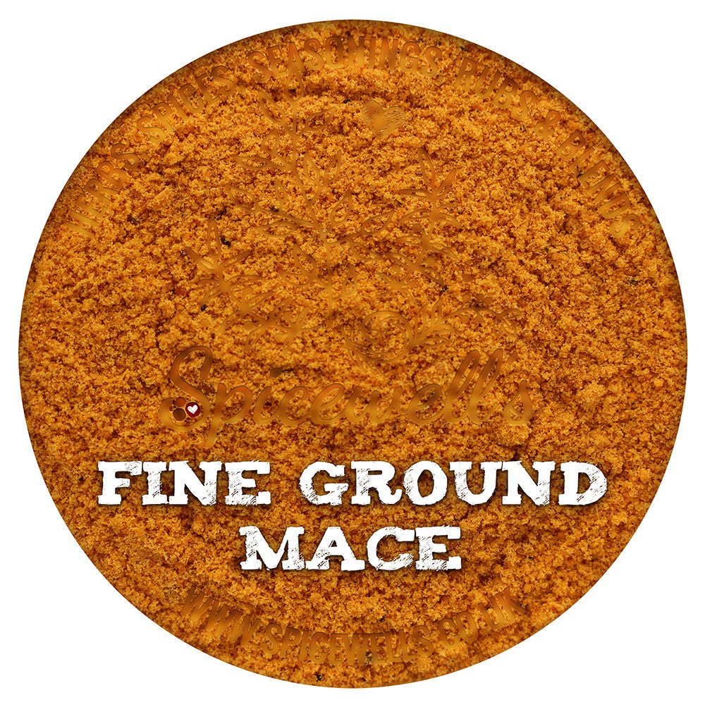 Mace, Fine Ground, Ground Spice from Spicewells, UK - 1