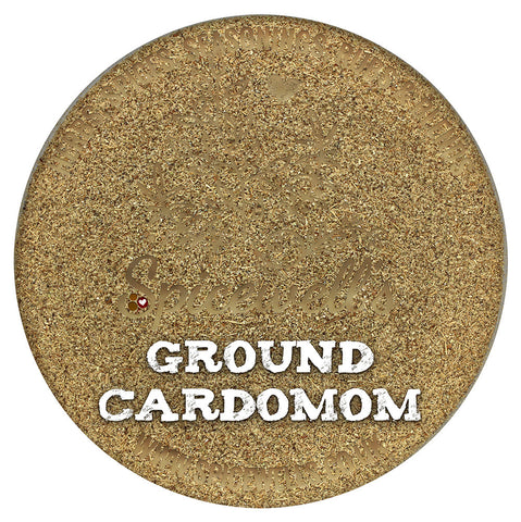 Cardamon, Ground, Ground Spice from Spicewells, UK