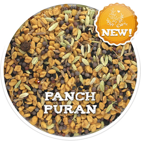Panch Puran, Spice Blend from Spicewells, UK
