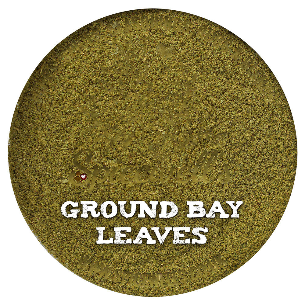 Buy herbs online - Bay Leaves Ground Dried Herbs From Spicewells Uk