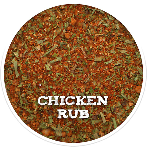 Chicken Rub, Spice Blend from Spicewells, UK