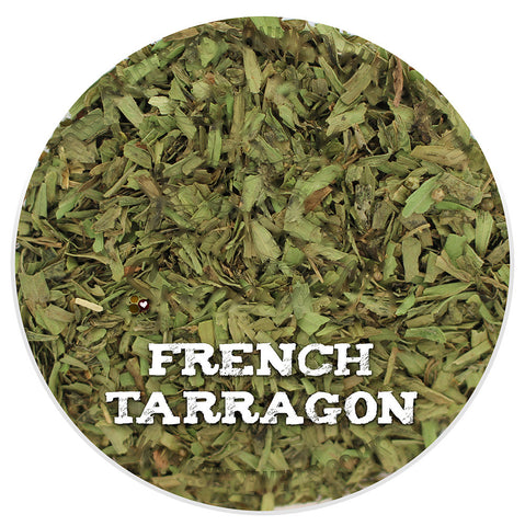 French Tarragon, Dried Herbs from Spicewells, UK