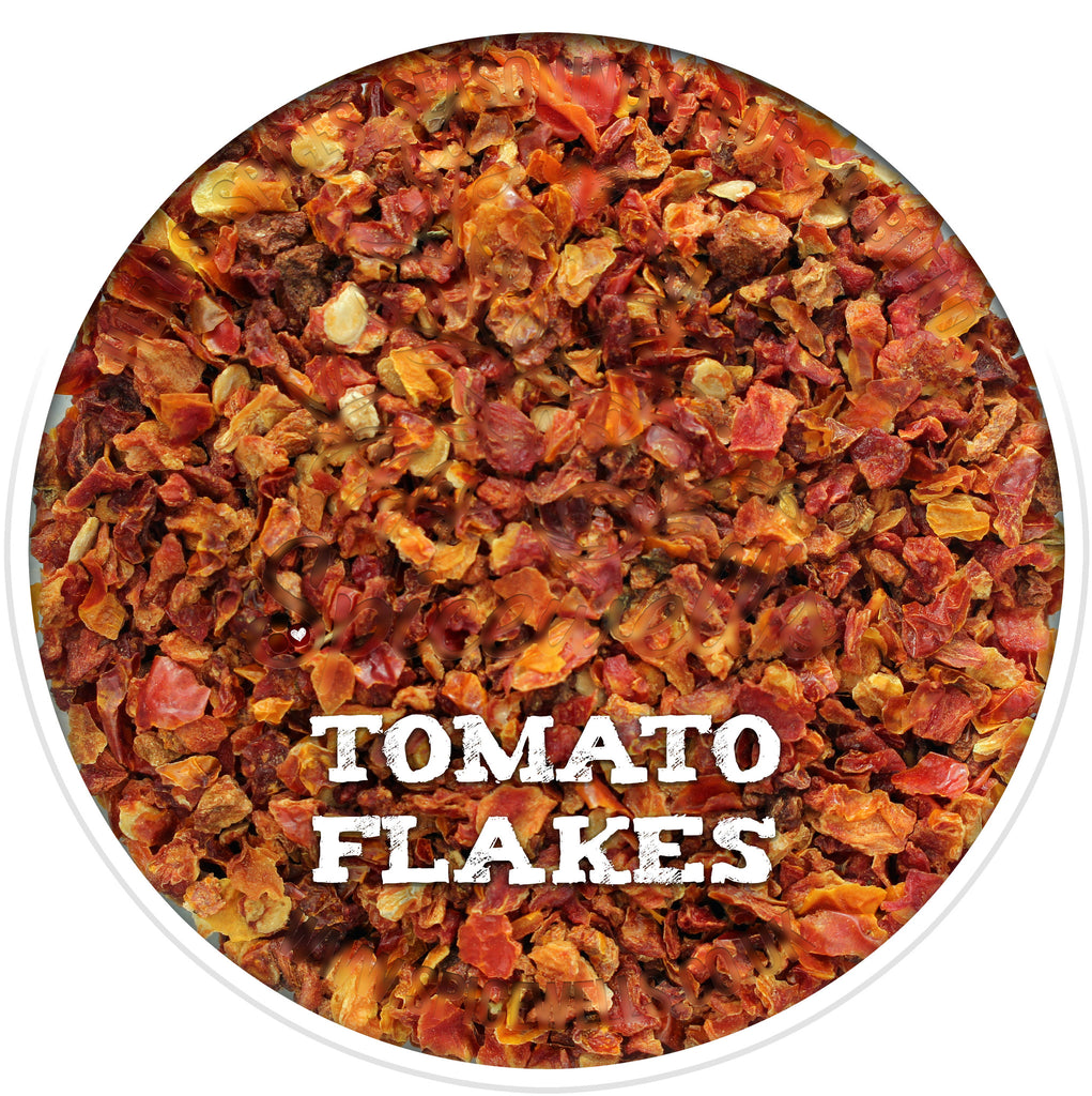 Tomato Flakes, Whole Spices from Spicewells, UK - 1
