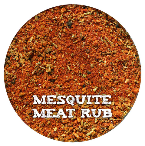 Mesquite Meat Rub, Spice Blend from Spicewells, UK
