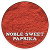 Paprika, Sweet Noble, Ground Spice from Spicewells, UK