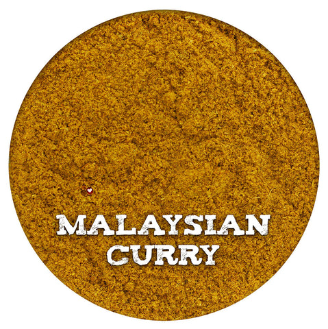 Malaysian Curry Blend, Spice Blend from Spicewells, UK