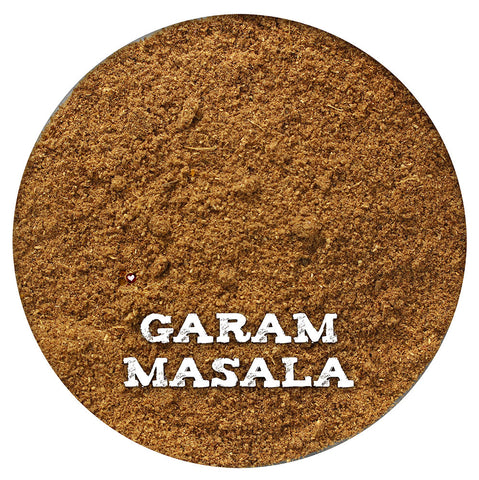 Garam Masala, Spice Blend from Spicewells, UK