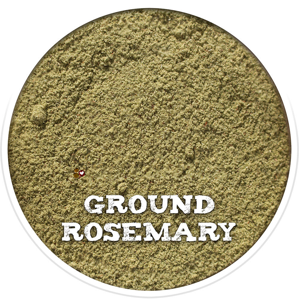 Rosemary, Ground, Dried Herbs from Spicewells, UK