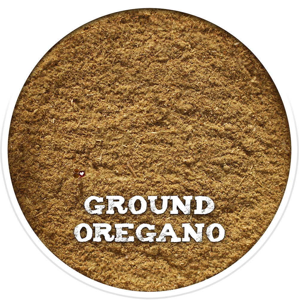 Oregano, Ground, Dried Herbs from Spicewells, UK