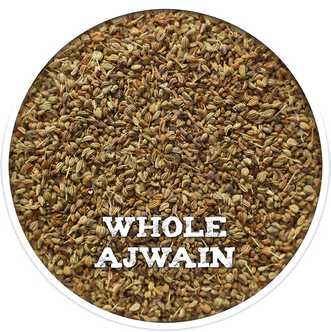 Ajwain, Whole, Whole Spices from Spicewells, UK - 1
