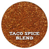 Taco Spice Blend, Spice Blend from Spicewells, UK