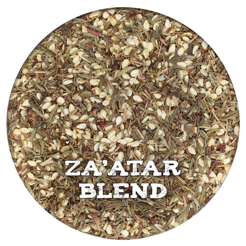Za'atar Spice Seasoning, Spice Blend from Spicewells, UK