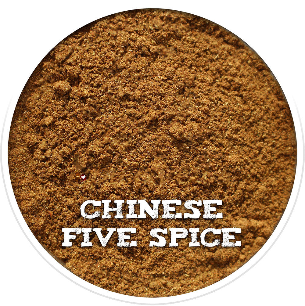Chinese 5 Spice, Spice Blend from Spicewells, UK