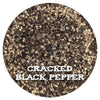 Black Pepper, Cracked, Ground Spice from Spicewells, UK
