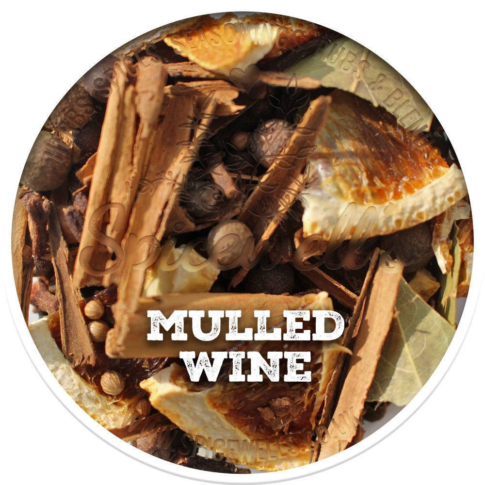 Mulled Wine Spice