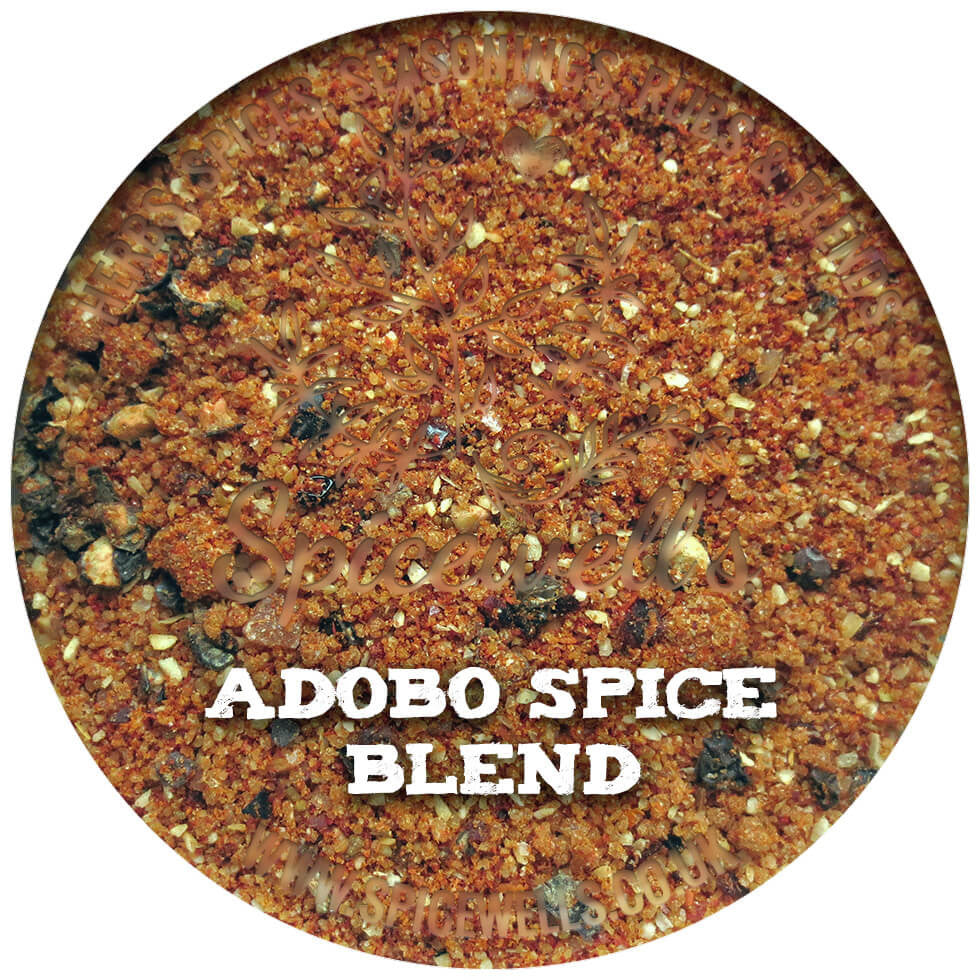 Adobo Spice Blend, Spice Blend from Spicewells, UK