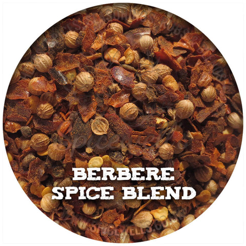 Berbere Spice Blend, Spice Blend from Spicewells, UK