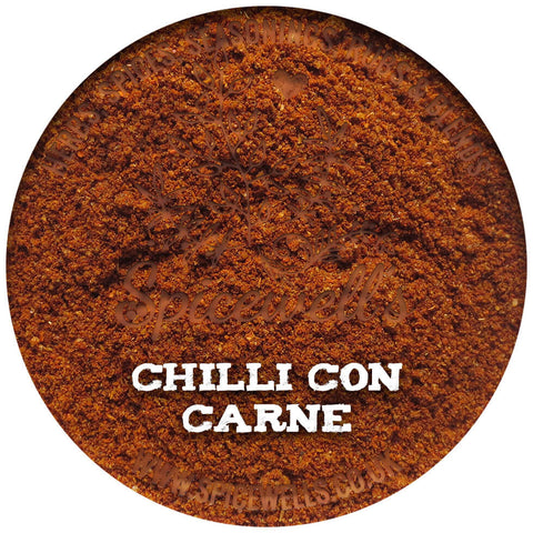 Chili Con Carne, Spice Blend from Spicewells, UK