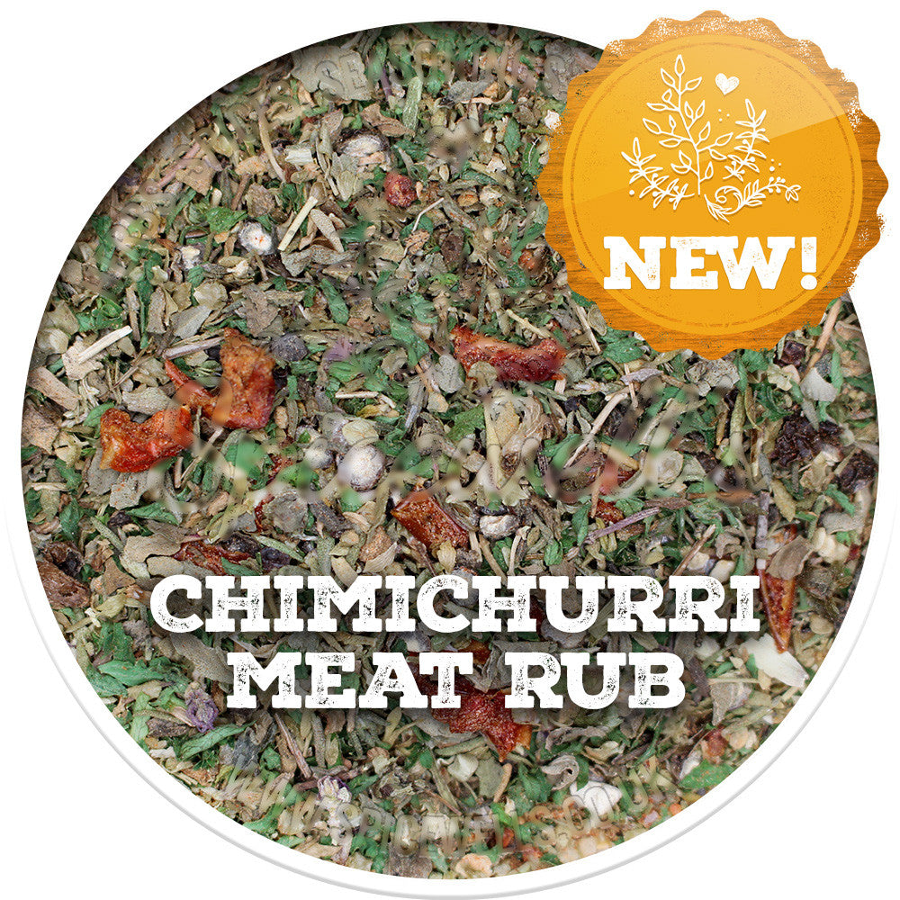 Chimichurri Dry Rub, Spice Blend from Spicewells, UK
