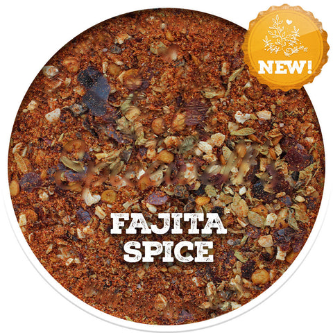Fajita Spice Blend, Spice Blend from Spicewells, UK