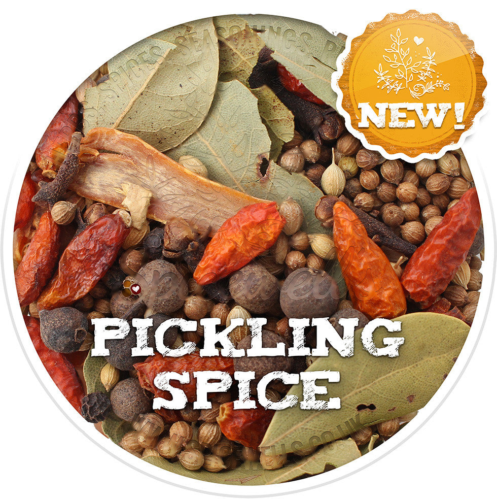 Pickling Spice, Spice Blend from Spicewells, UK