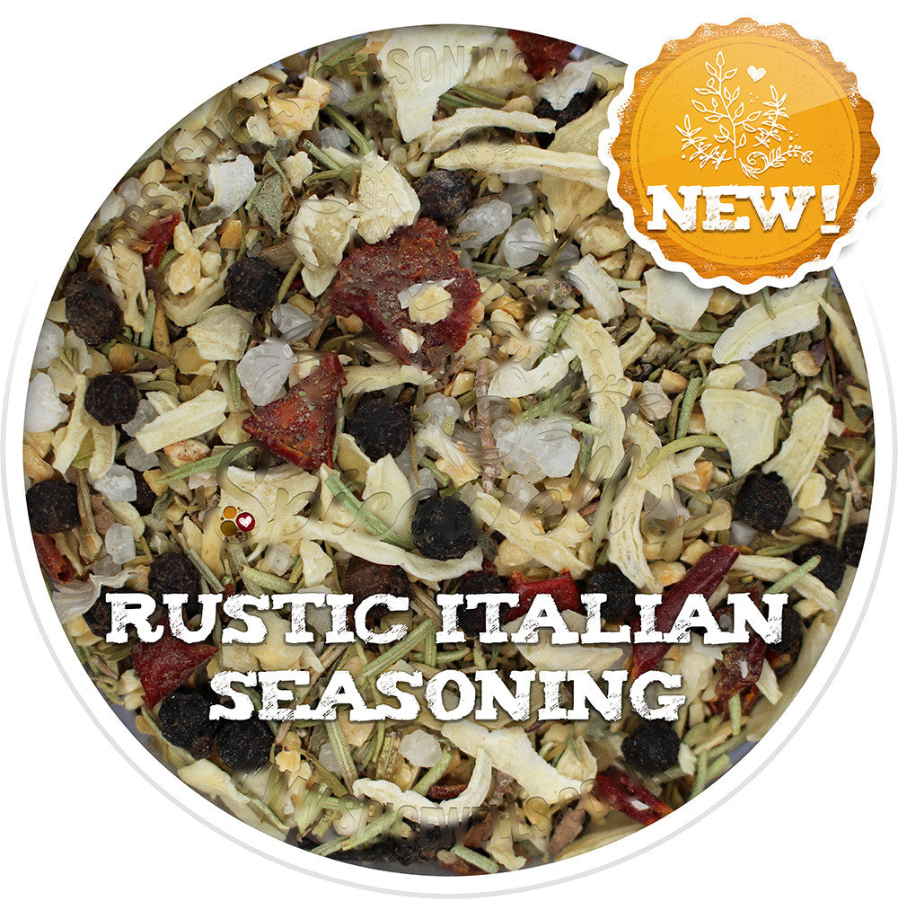Rustic Italian Seasoning, Seasoning from Spicewells, UK