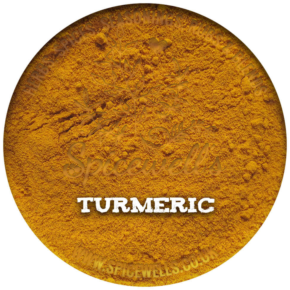 Turmeric, Ground, Ground Spice from Spicewells, UK - 1