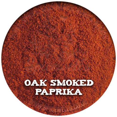 Paprika, Oak Smoked, Ground Spice from Spicewells, UK