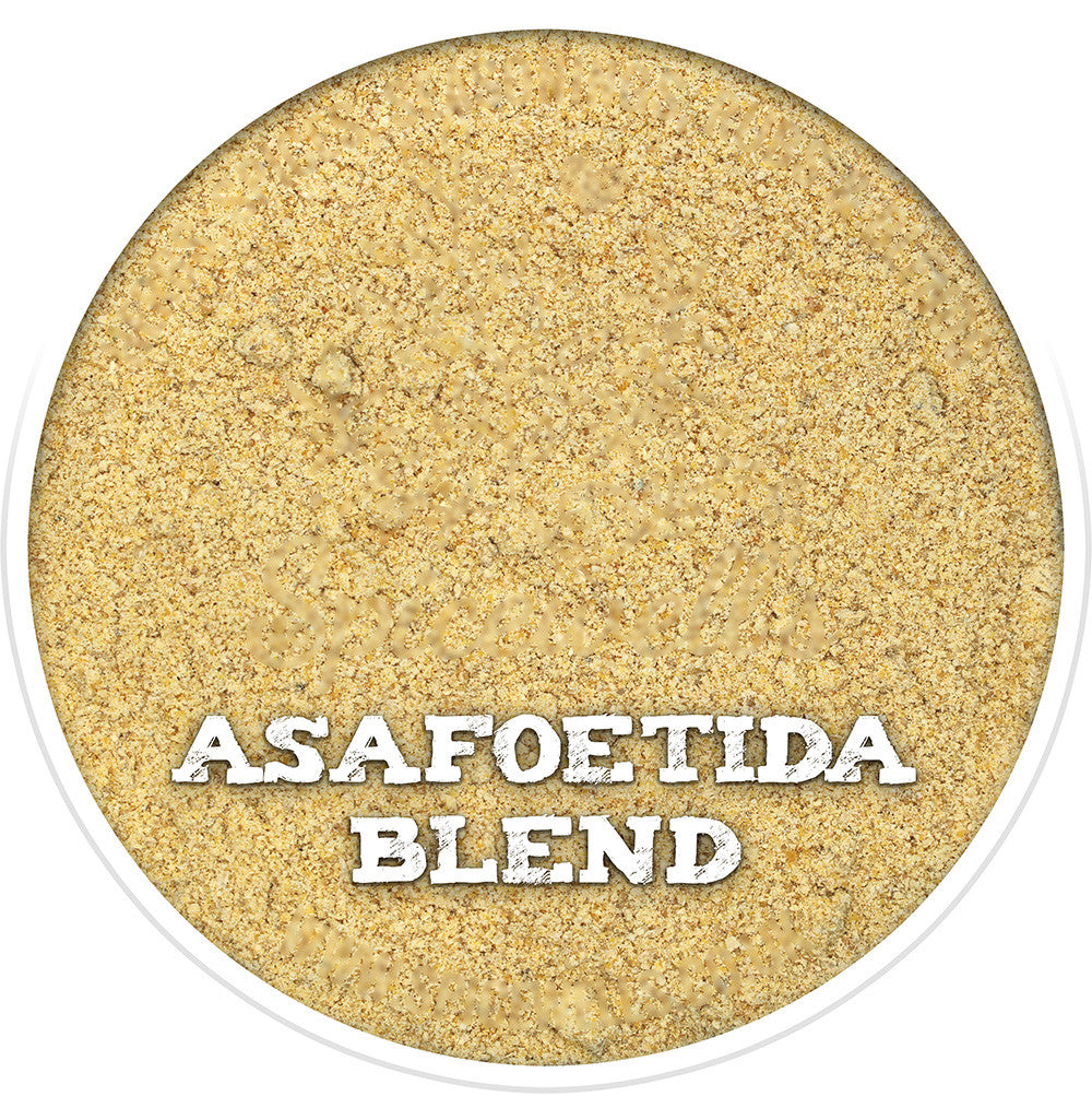 Asafoetida Blend, Ground Spice from Spicewells, UK