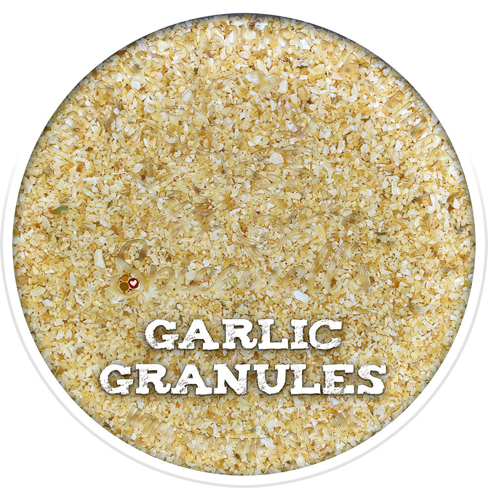 how to use garlic granules