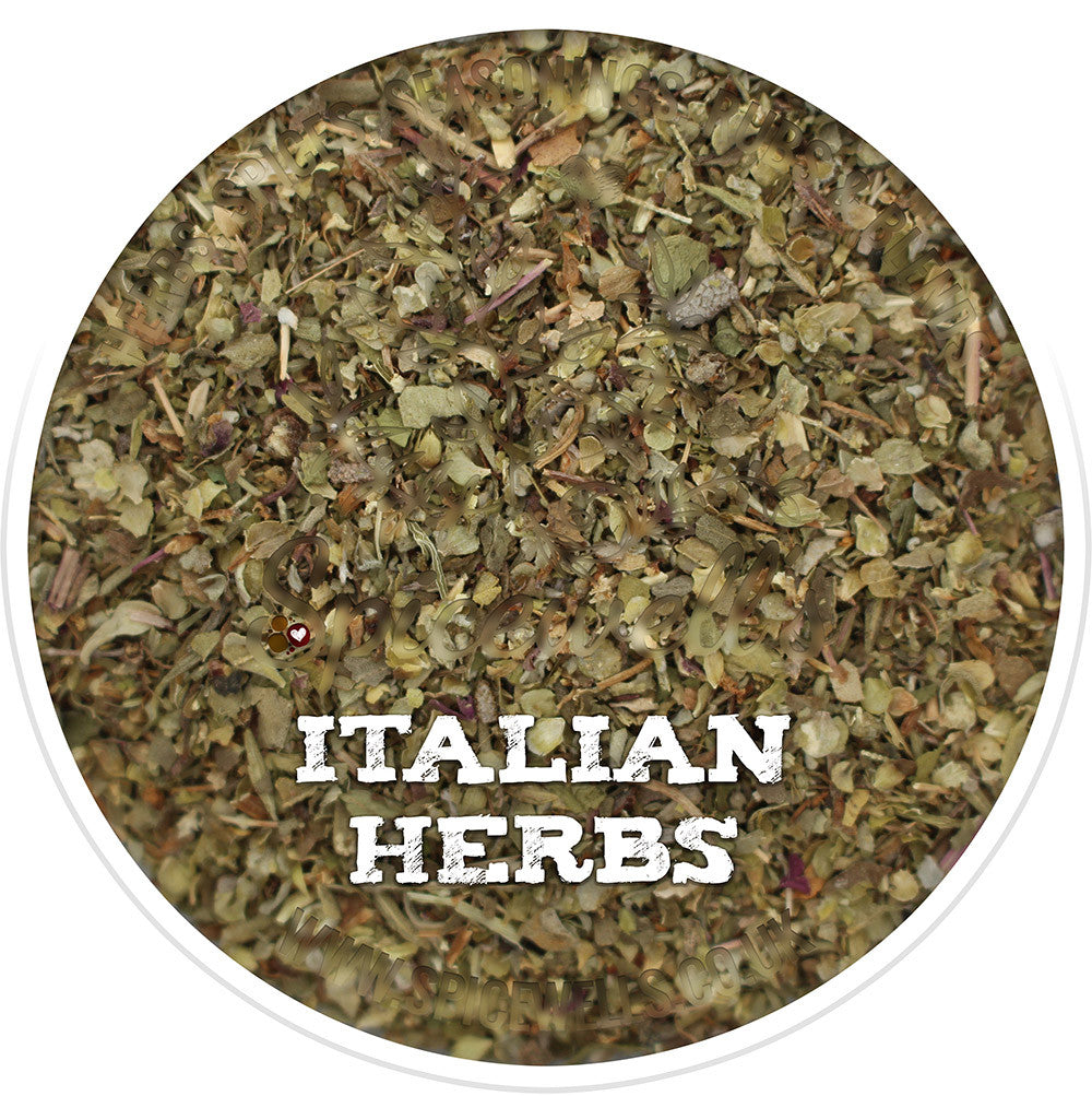 Italian Herbs, Dried, Dried Herbs from Spicewells, UK