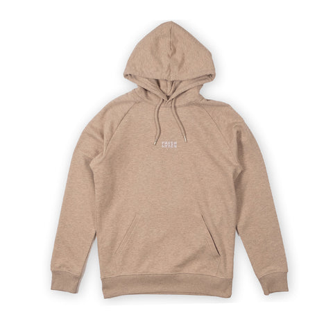 H A V E И - Duo Hoodie - Heather Sand