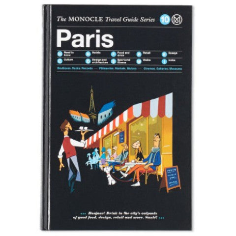 Gestalten - The Monocle Travel Guide Series - Paris