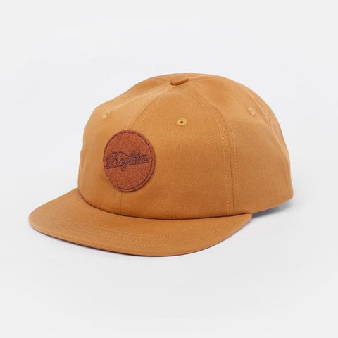Circle Cap - Tobacco