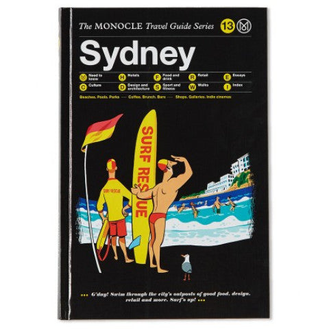 Gestalten - The Monocle Travel Guide Series - Sydney