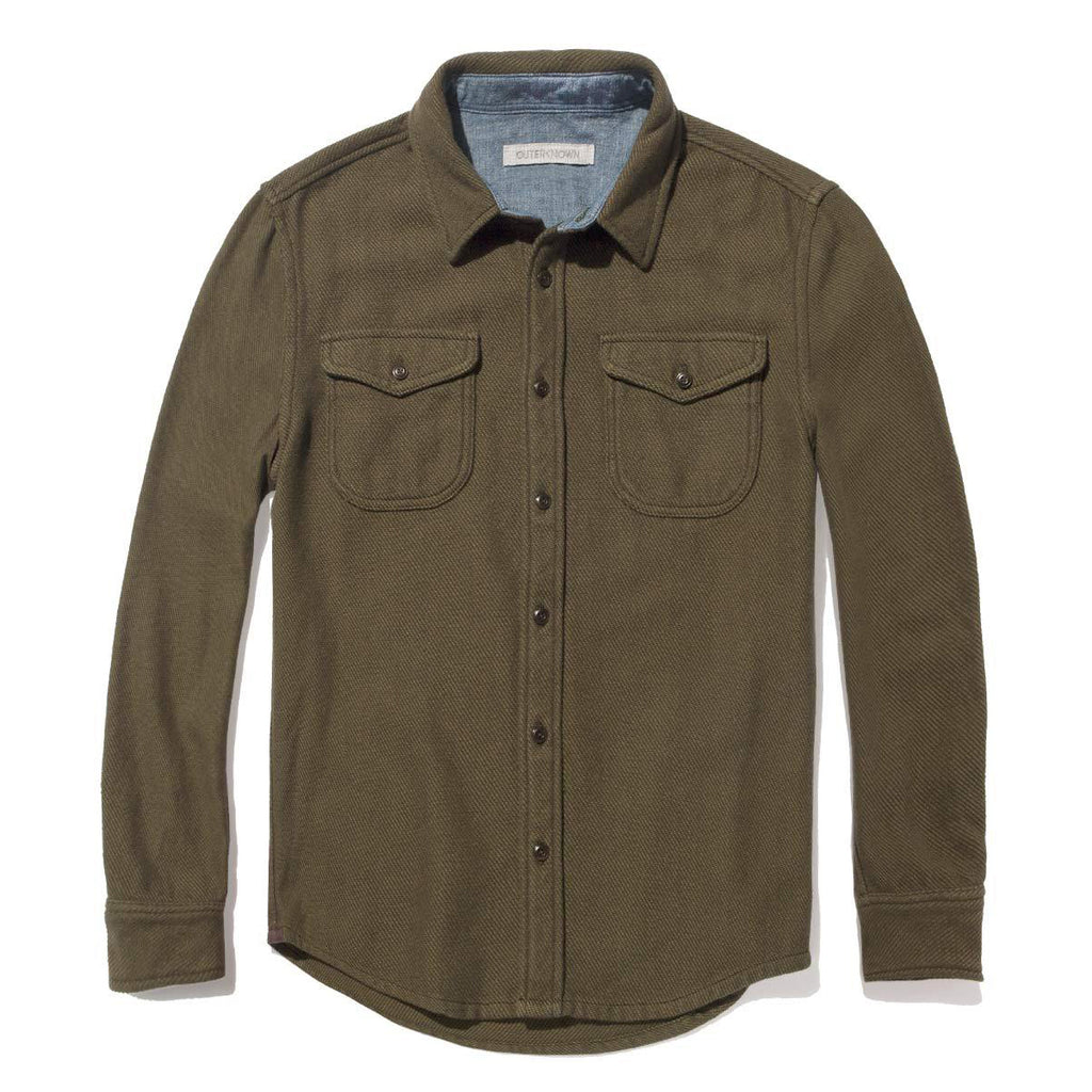 Outerknown - Blanket Shirt - Spruce