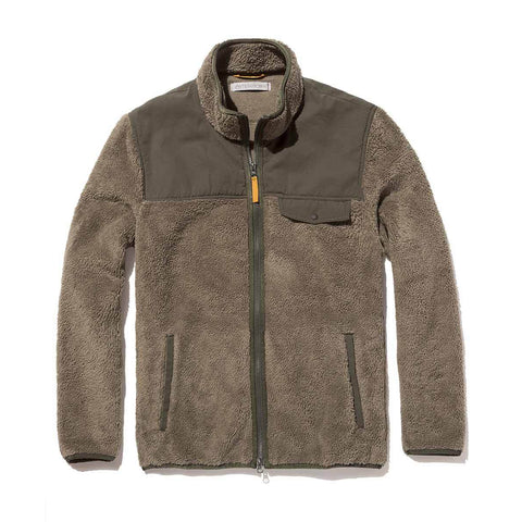 Outerknown - Dusk Fleece Jacket - Sage