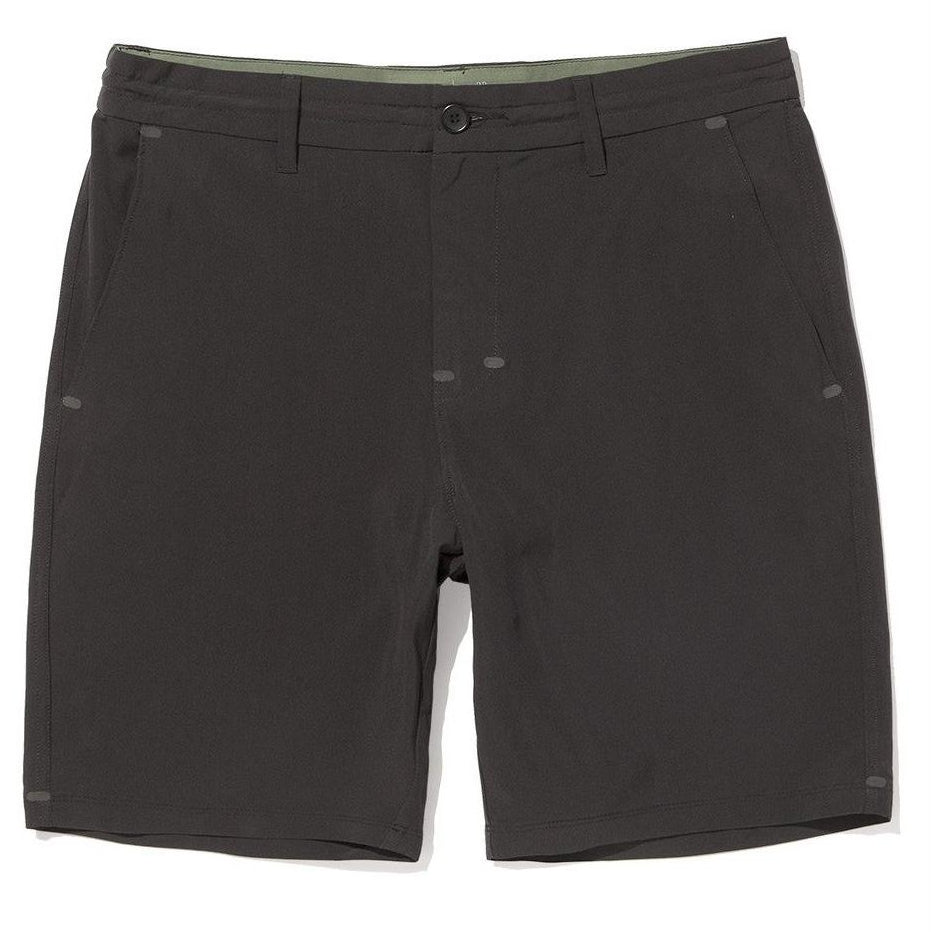 Outerknown - Nomadic Hybrid Stretch Shorts - Black